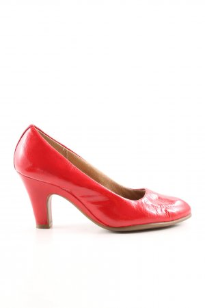 Aerosoles High Heels red glittery