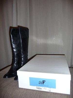 AF Alberto Fermani Stiefel schwarz 39