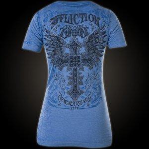 Affliction T-Shirt -Größe M