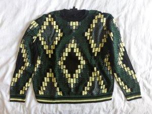 Haut tricotés multicolore coton