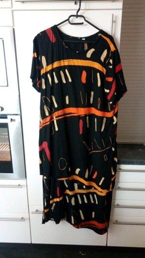 Afrika Kleid Lagenlook Maxikleid 48/ 50