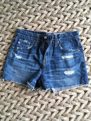 Adriano Goldschmied Denim Shorts blue