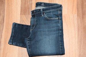 AG Adriano Goldschmied The Stilt Cigarette Leg Jeans Gr 27