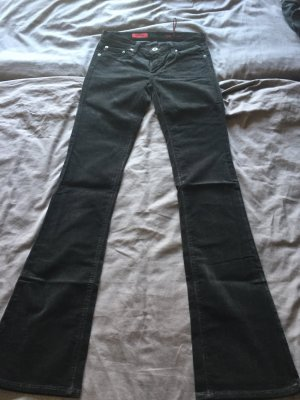 AG Jeans Flares black brown