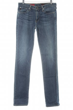 AG Jeans Tube Jeans dark blue washed look