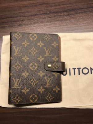 Louis Vuitton Abanico coñac-color bronce