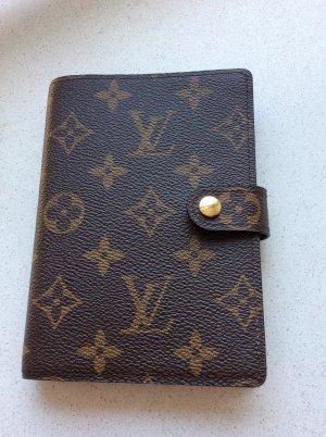 Louis Vuitton Accessoire bruin-zandig bruin Linnen