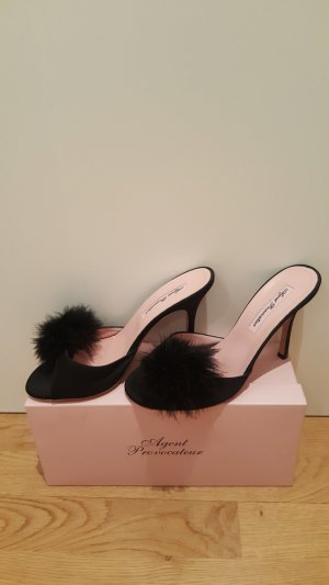 Agent Provocateur Marabou High Heels