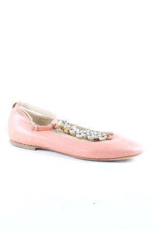 AGL Ballerina rosa pallido stile classico