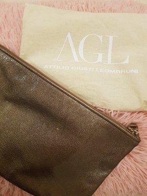 AGL Clutch in Bronze