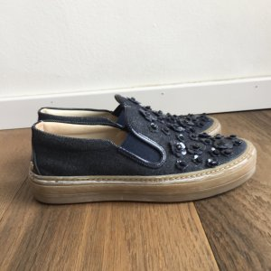AGL Loafer Denim Look