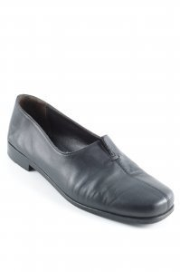 AGL Scarpa slip-on nero stile casual