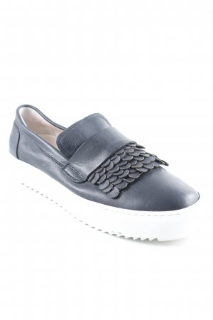 AGL Slip-on Shoes black-white casual look