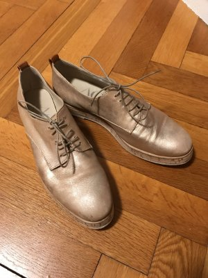 Attilio giusti leombruni Chaussures à lacets multicolore cuir