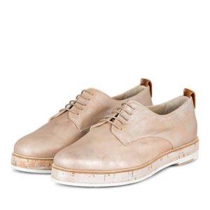 AGL Schuhe Metallic