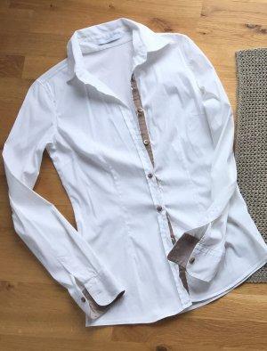 Aglini Bluse mit schönen Details