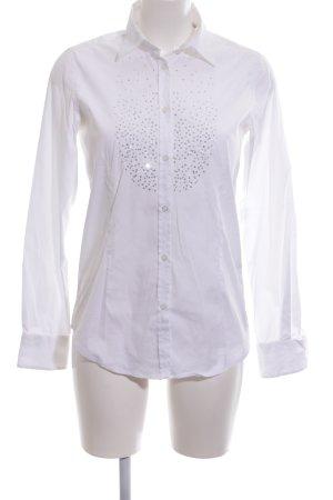 Aglini Shirt Blouse white casual look