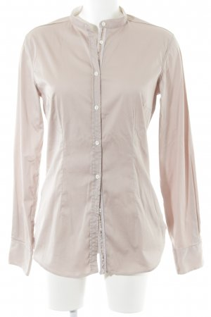Aglini Shirt Blouse dusky pink casual look