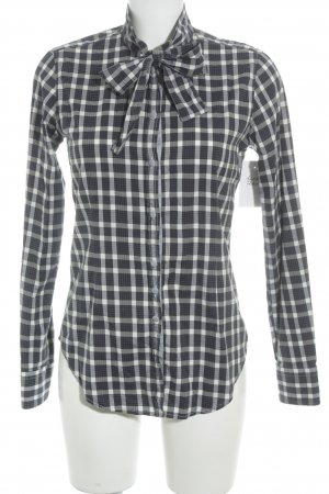 Aglini Shirt Blouse check pattern business style