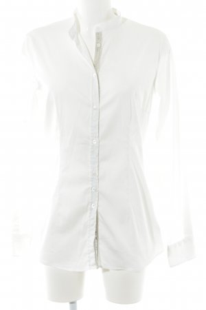 Aglini Shirt Blouse white casual look
