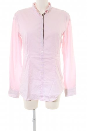 Aglini Long Sleeve Shirt pink business style