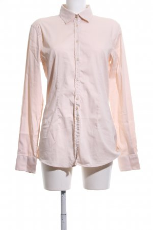Aglini Long Sleeve Shirt cream business style