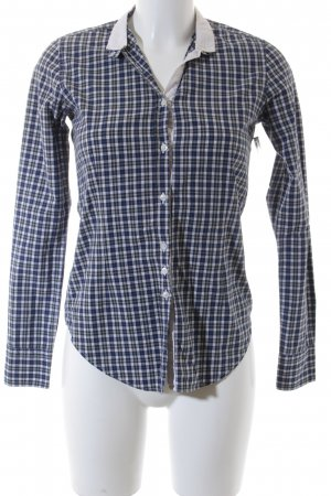 Aglini Long Sleeve Shirt check pattern casual look