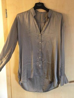 Aglini Long Sleeve Shirt grey