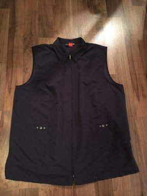 Waistcoat dark blue