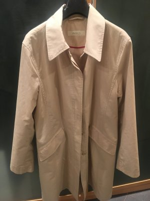 Aygill's Between-Seasons-Coat sand brown