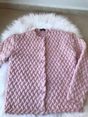 AIDA BARNI Luxus Strickjacke Wolle