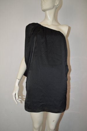 Aidan Mattox One Shoulder Kleid Gr. S schwarz wNeu