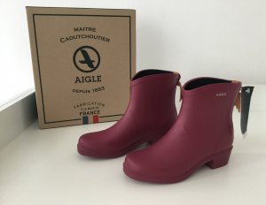 Aigle Bottines violet