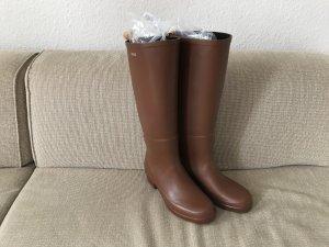 Aigle Botas altas marrón-coñac