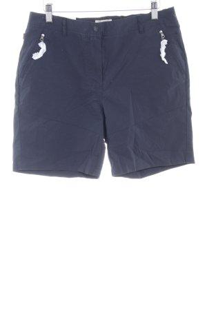 Aigle Shorts dunkelblau-schwarz