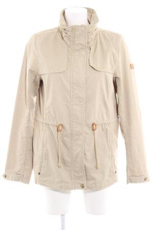 Aigle Between-Seasons Jacket beige casual look