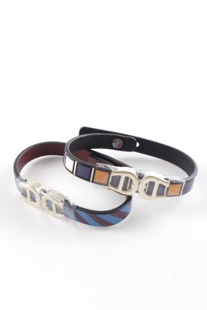 Aigner Armband abstraktes Muster Casual-Look
