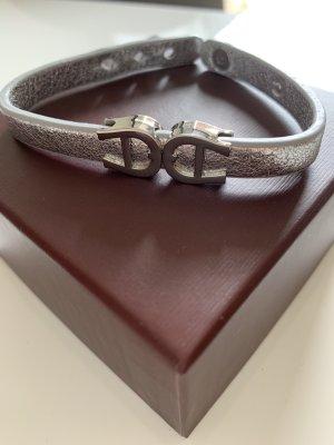 Aigner Braccialetto sottile argento