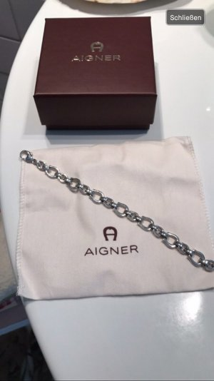Aigner Armband Silber