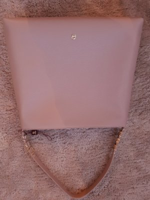 Aigner Pouch Bag rose-gold-coloured-sand brown