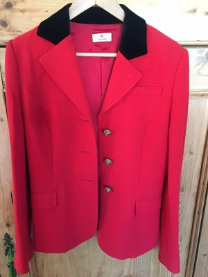 Aigner Blazer red-black