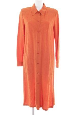 Aigner Abito blusa arancione chiaro stile casual