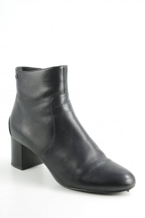 Aigner Booties black simple style