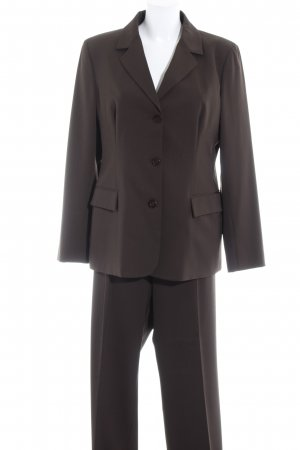 Aigner Business Suit brown business style