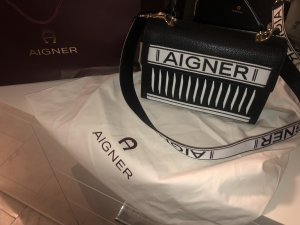Aigner Crossbody bag black