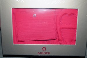 Aigner Crossbody bag multicolored polyvinyl chloride