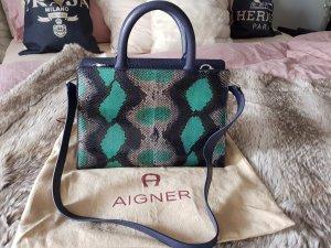 Aigner Damentasche, Phytonleder, np.3000€