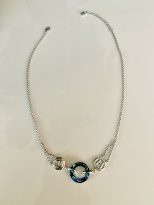 AIGNER Halskette mit Swarovski Kristall