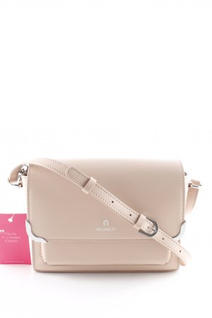 "Aigner Sac à main ""Amber Bag S Sand"" rose chair"
