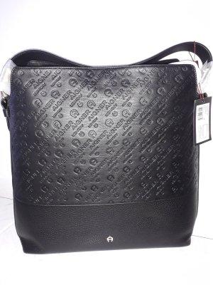 """Aigner Handtasche """"Arya"""" Größe L, schwarz, OVP, NEU! Aus der aktuellen Kollektion!"""